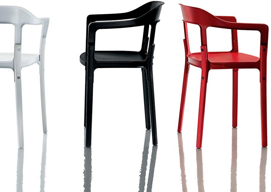 כסא STEELWOOD