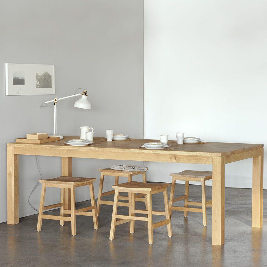 שולחן STRAIGHT
