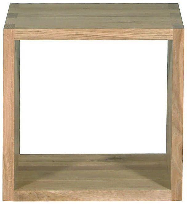 שולחן צד CUBE CLOSED