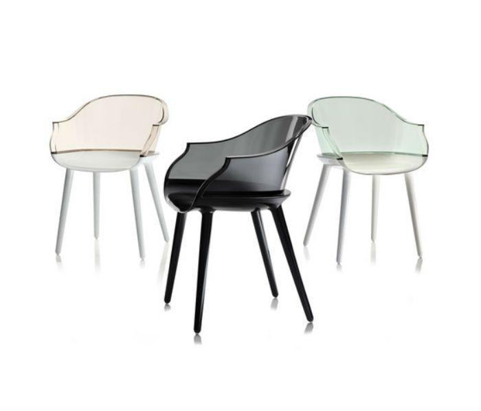 כיסא Cyborg בעיצובו של מרסל וונדרס למותג MAGIS