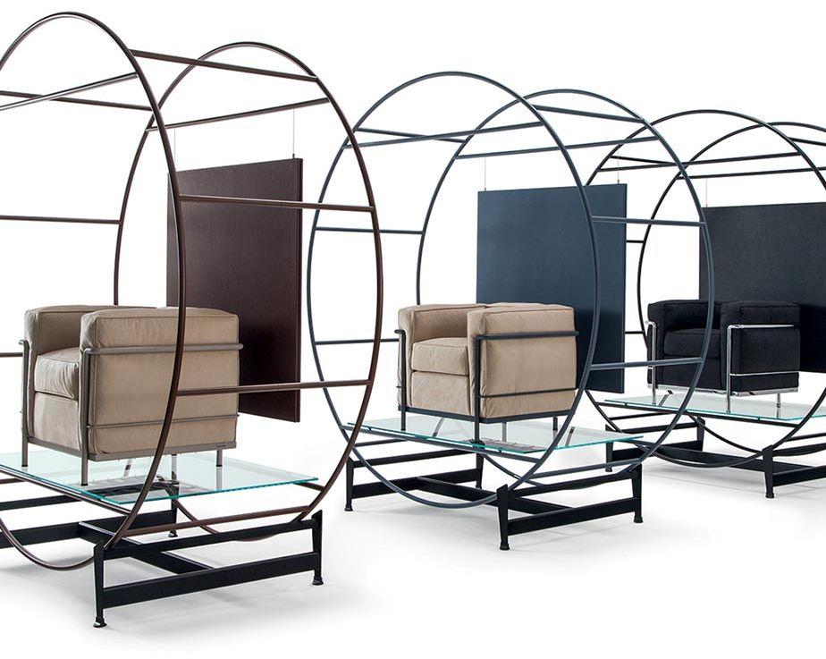 כורסא מתצוגה LC2