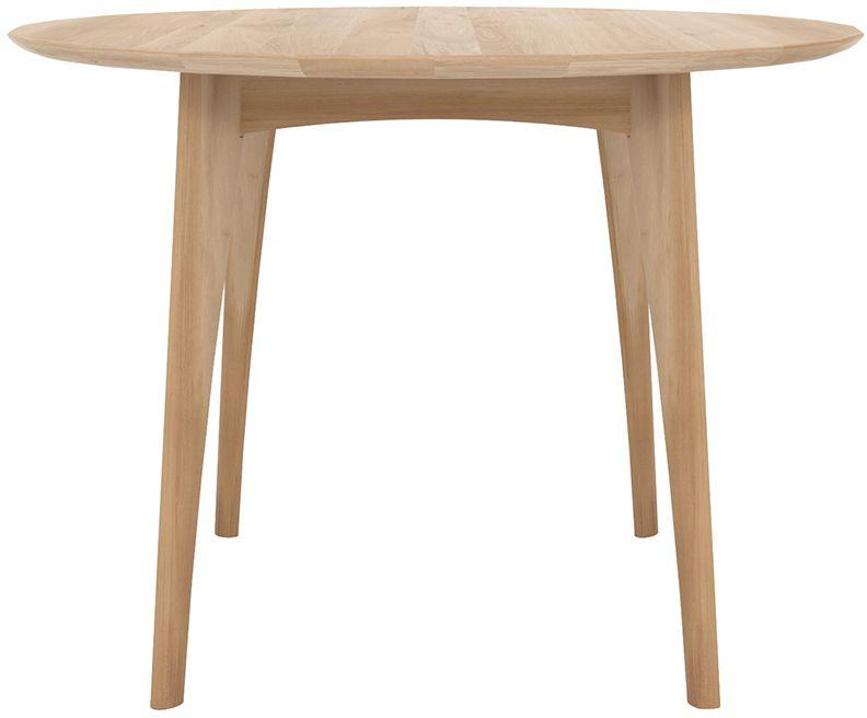 שולחן עגול OSSO