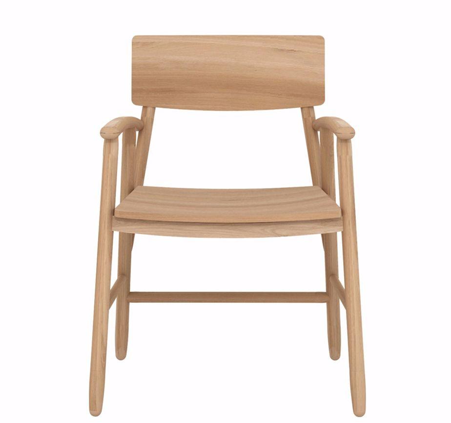 כסא עץ BJORSING