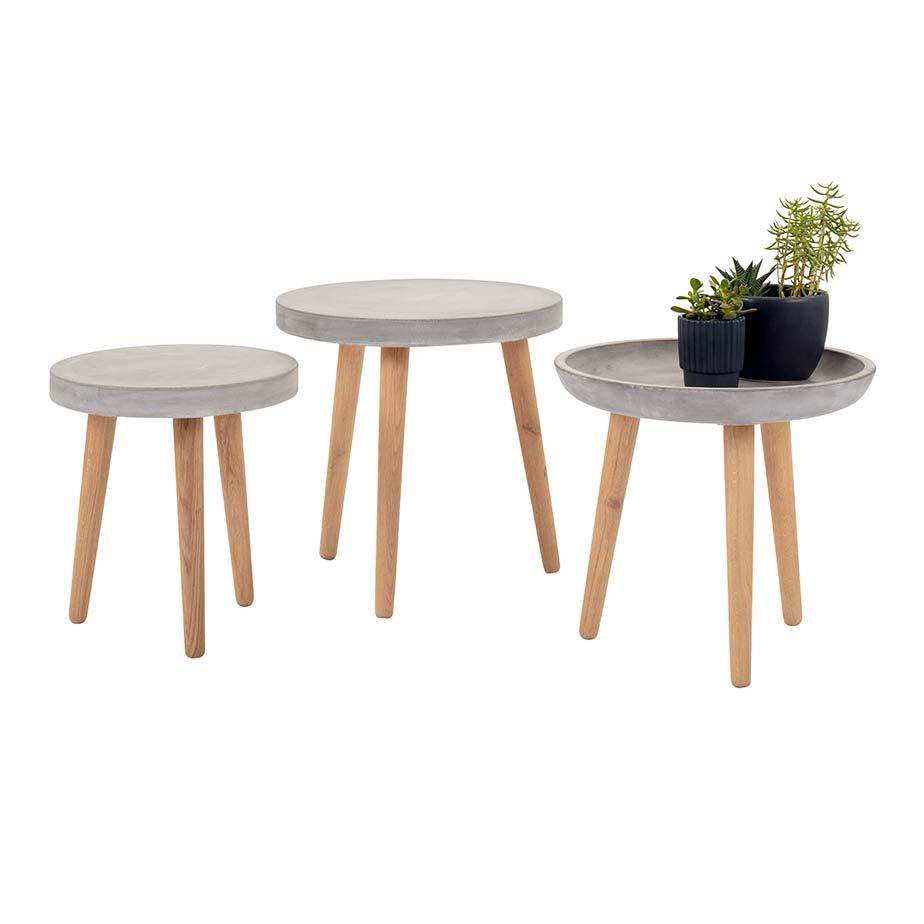 שולחן צד ASPEN S