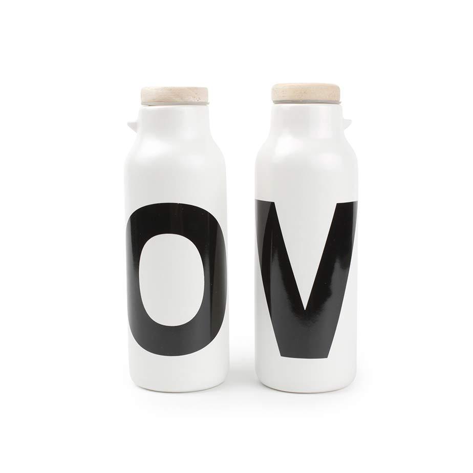 בקבוקי שמן/חומץ LOFT