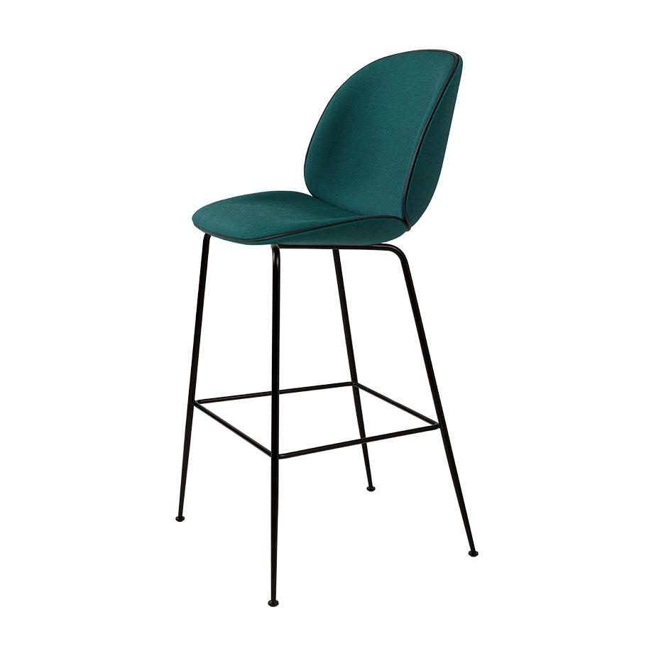 כסא בר מרופד BEETLE מבית האח