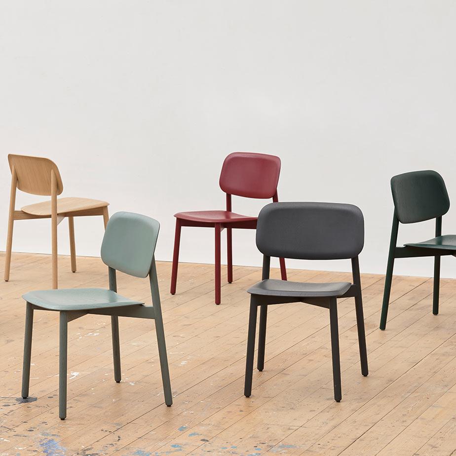 כסא SOFT EDGE 12