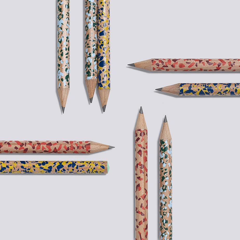 עפרון TERRAZZO