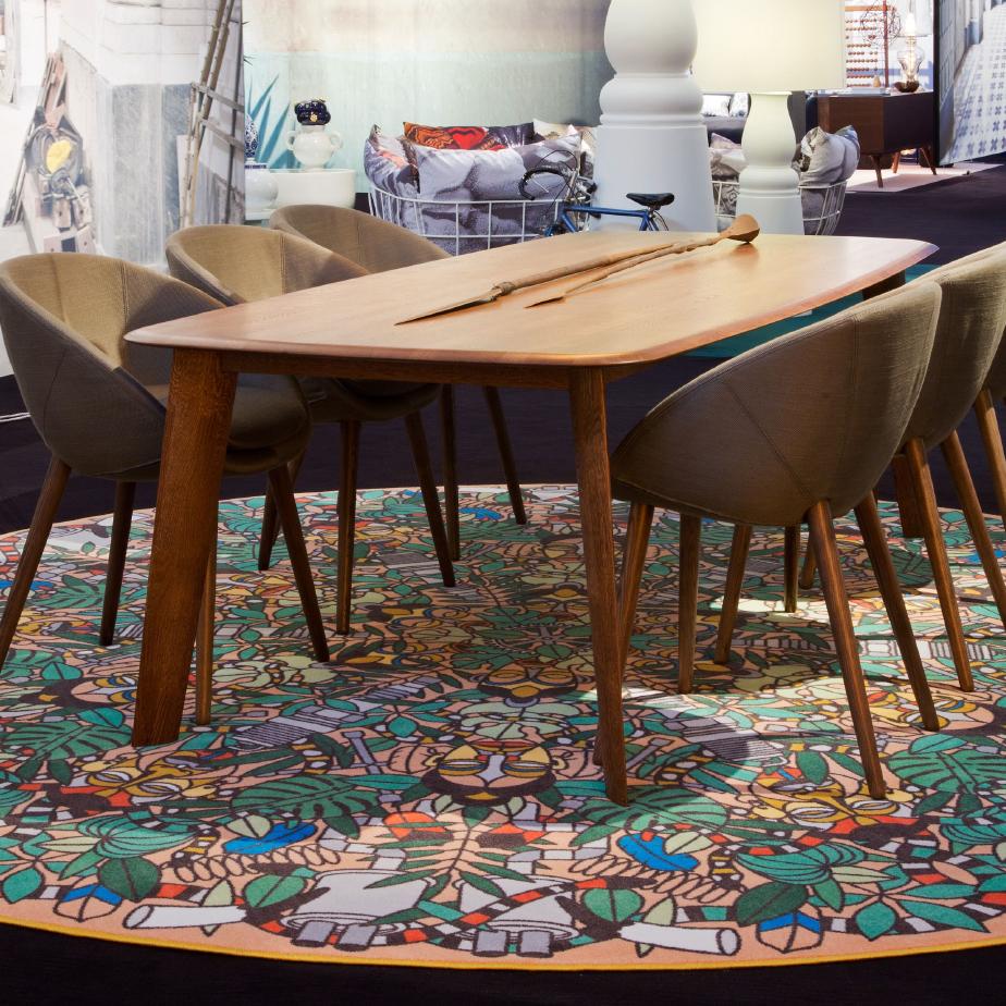 שטיח L'AFRIQUE