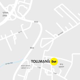 Tollman's Dot בית יהושע