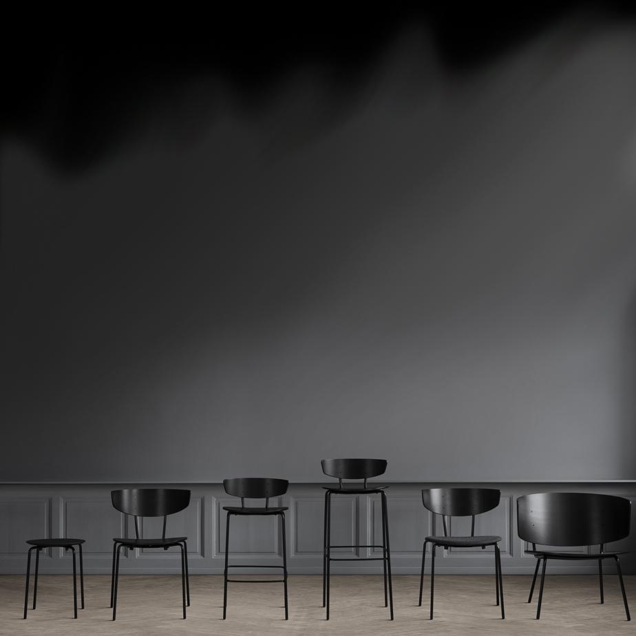 כסא בר HERMAN