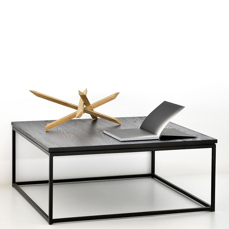 שולחן קפה THIN BLACK