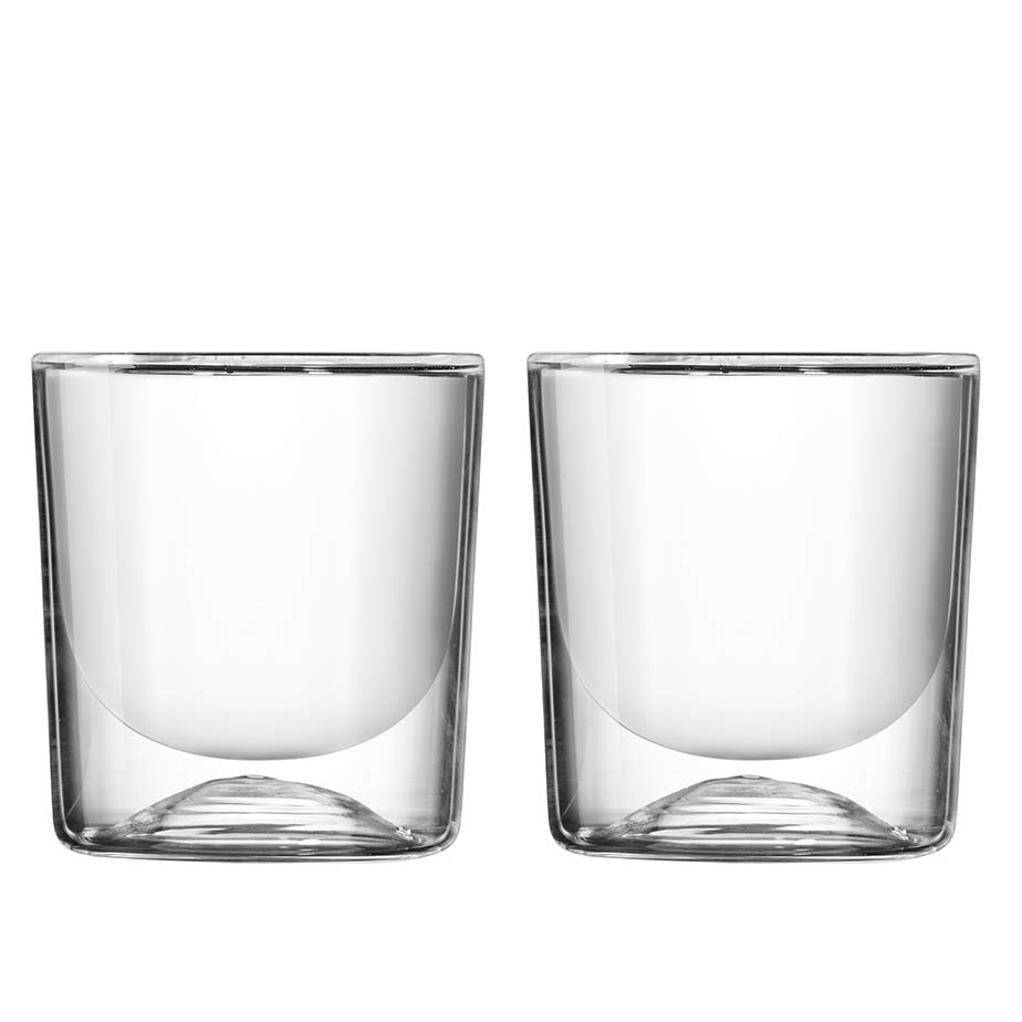 זוג כוסות GOCCE L