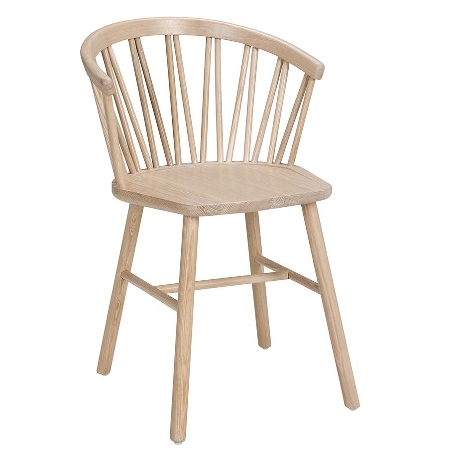 כסא עם ידיות ZIGZAG