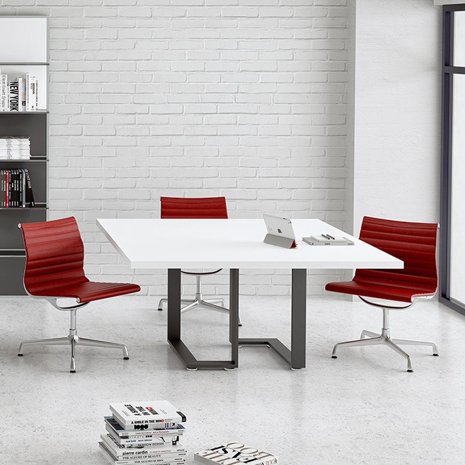 שולחן ישיבות מרובע ARCHIMEDE