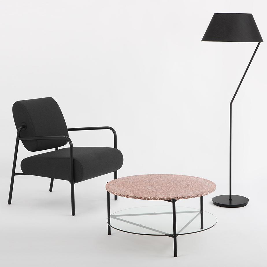 שולחן קפה TERRAZO