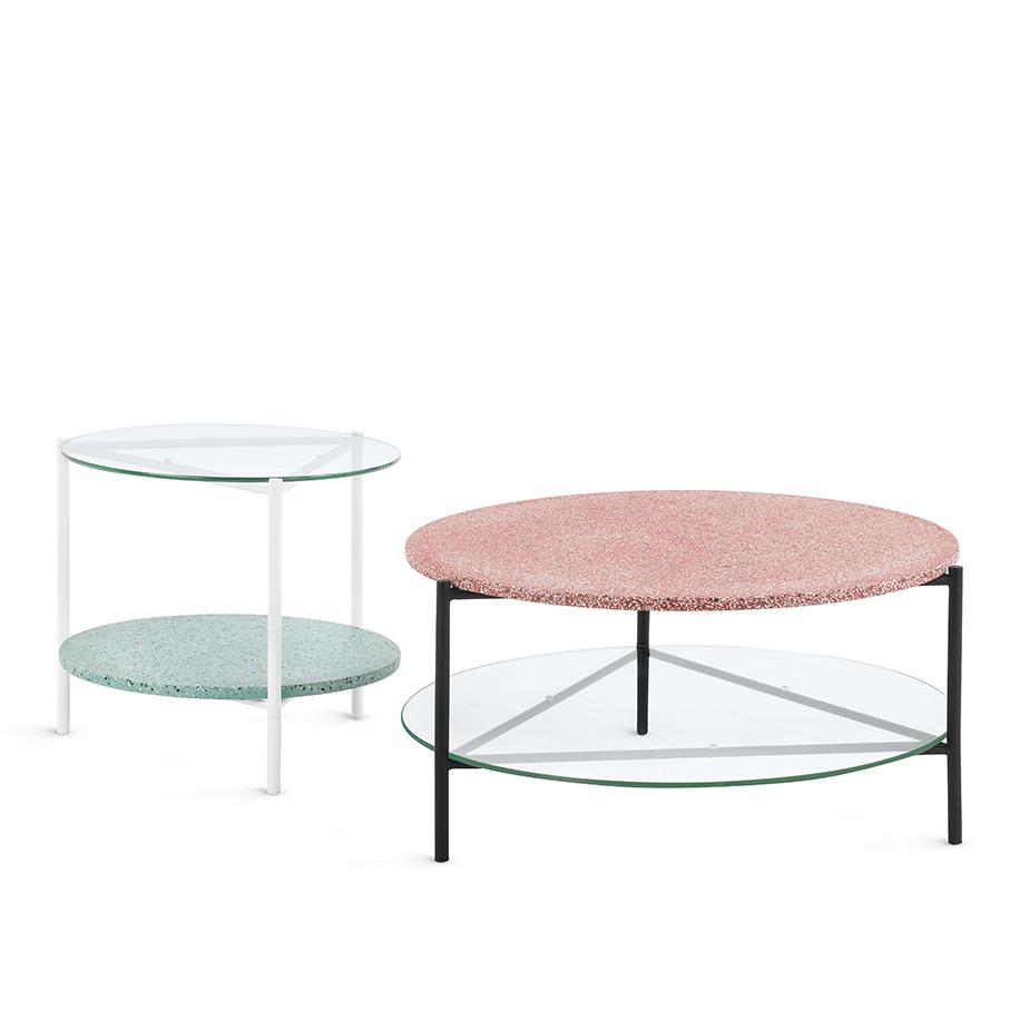 שולחן צד TERRAZO