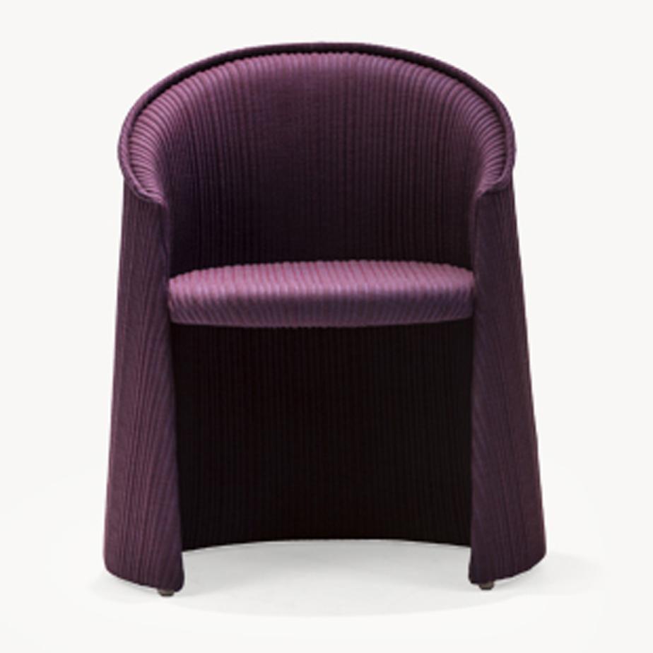 כורסא HUSK מתצוגה