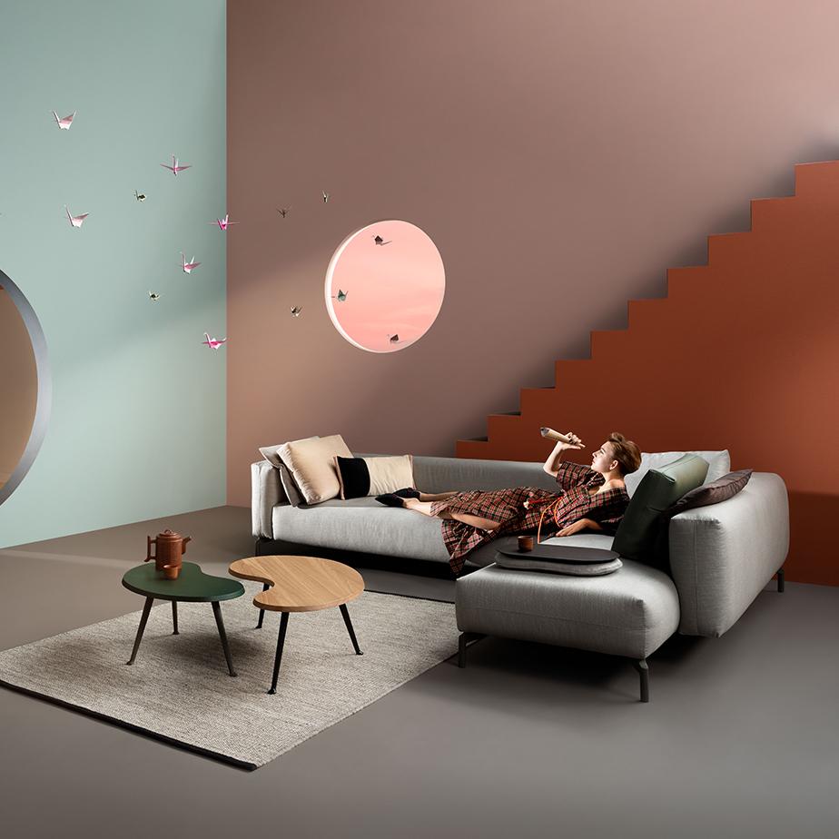 ספה מודולרית ZIGGY