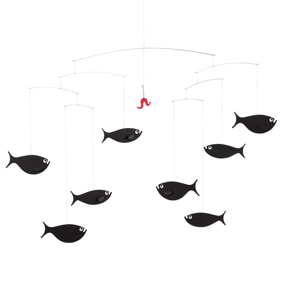 מובייל SHOAL OF FISH