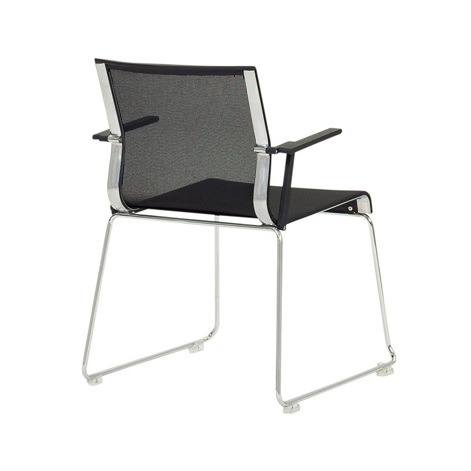 כסא אורח POLYGRAM