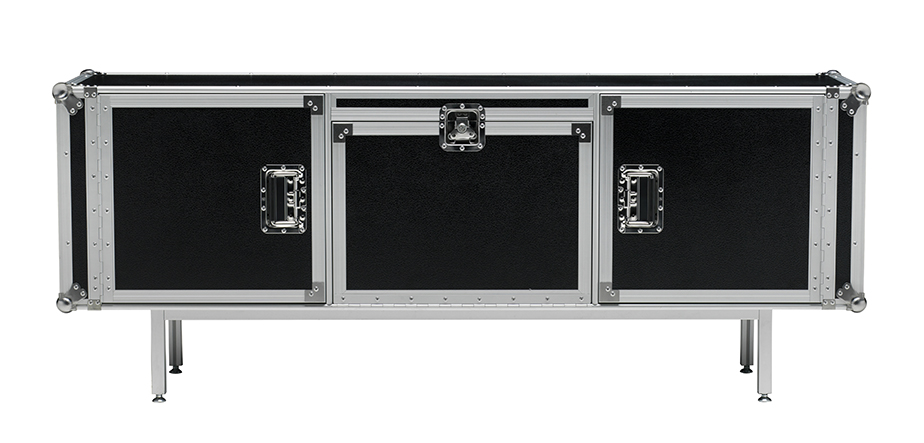 שידת טלוויזיה TOTAL FLIGHTCASE