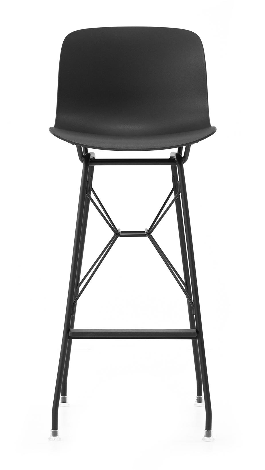 כסא בר  TROY WIRE