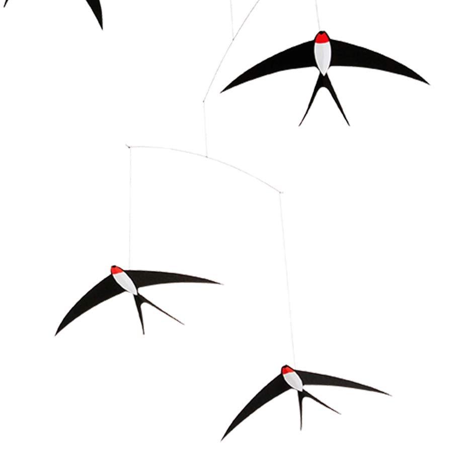 מובייל FLYING SWALLOWS