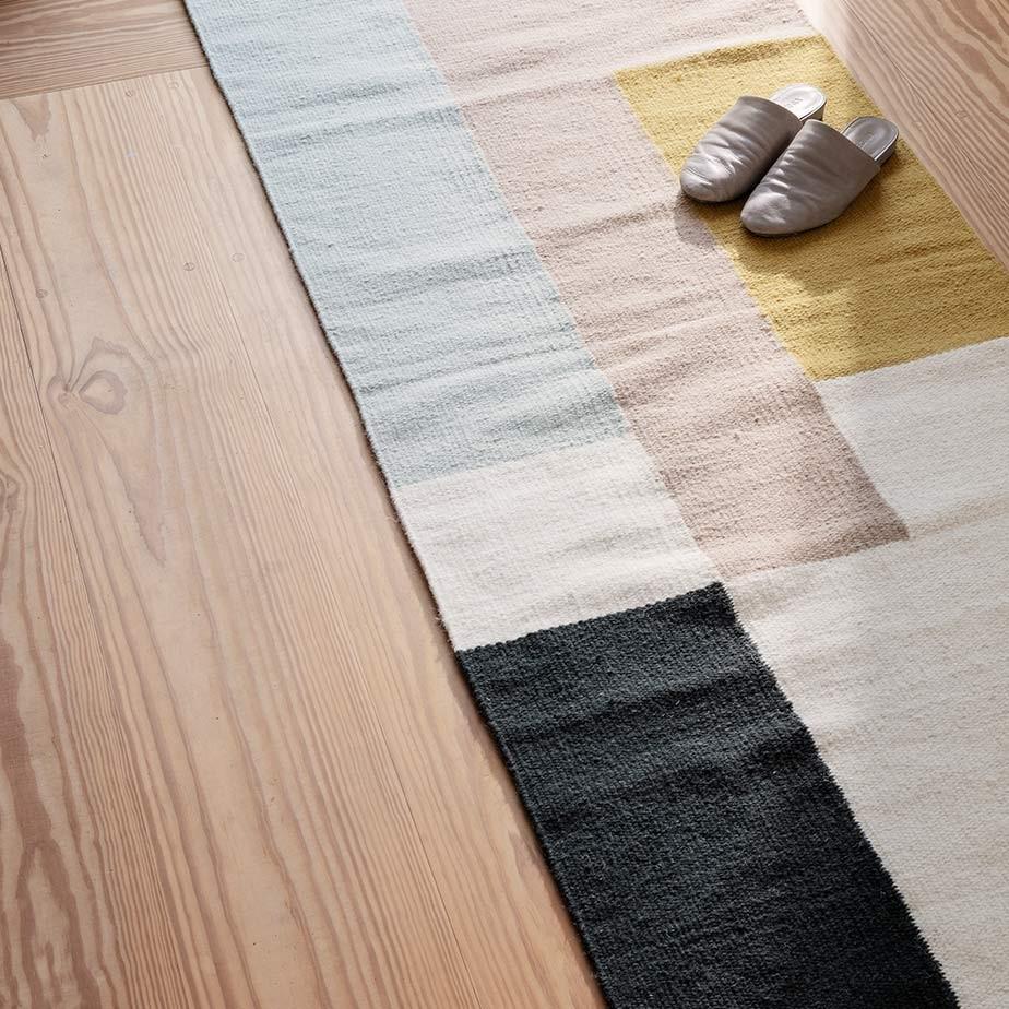 שטיח ראנר SQUARES