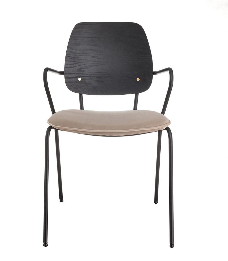 כסא QUEEN PADDED