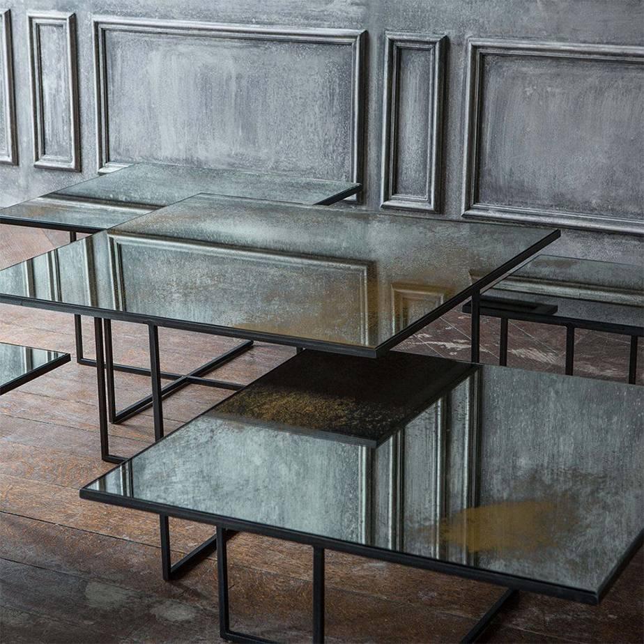 שולחן קפה SURFACE BRONZE