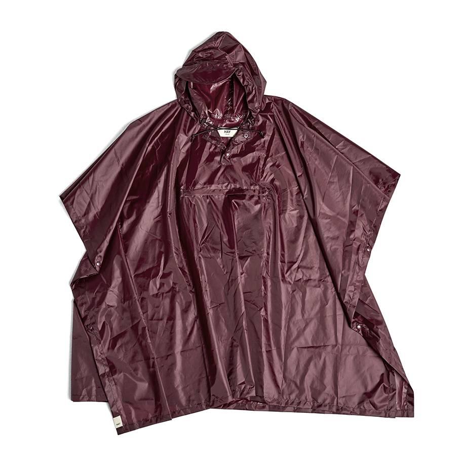 מעיל גשם  MONO BURGUNDY