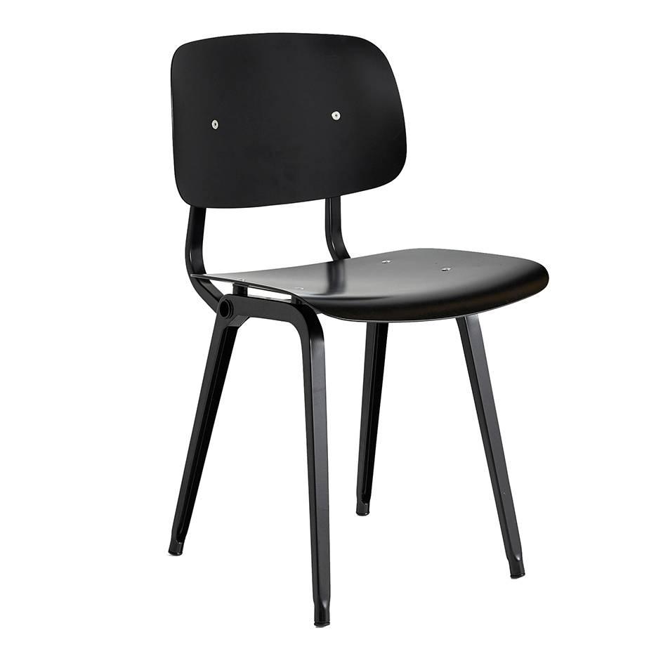 כסא REVOLT BLACK