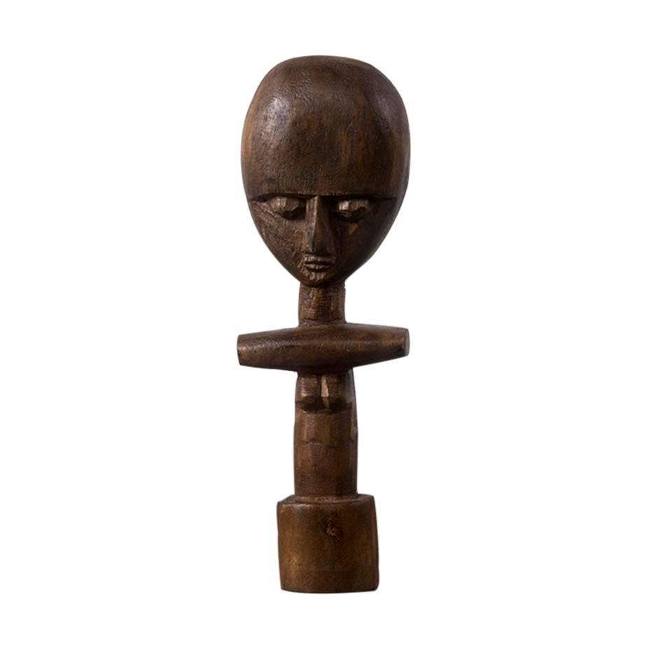 פסלון עץ GRIL L