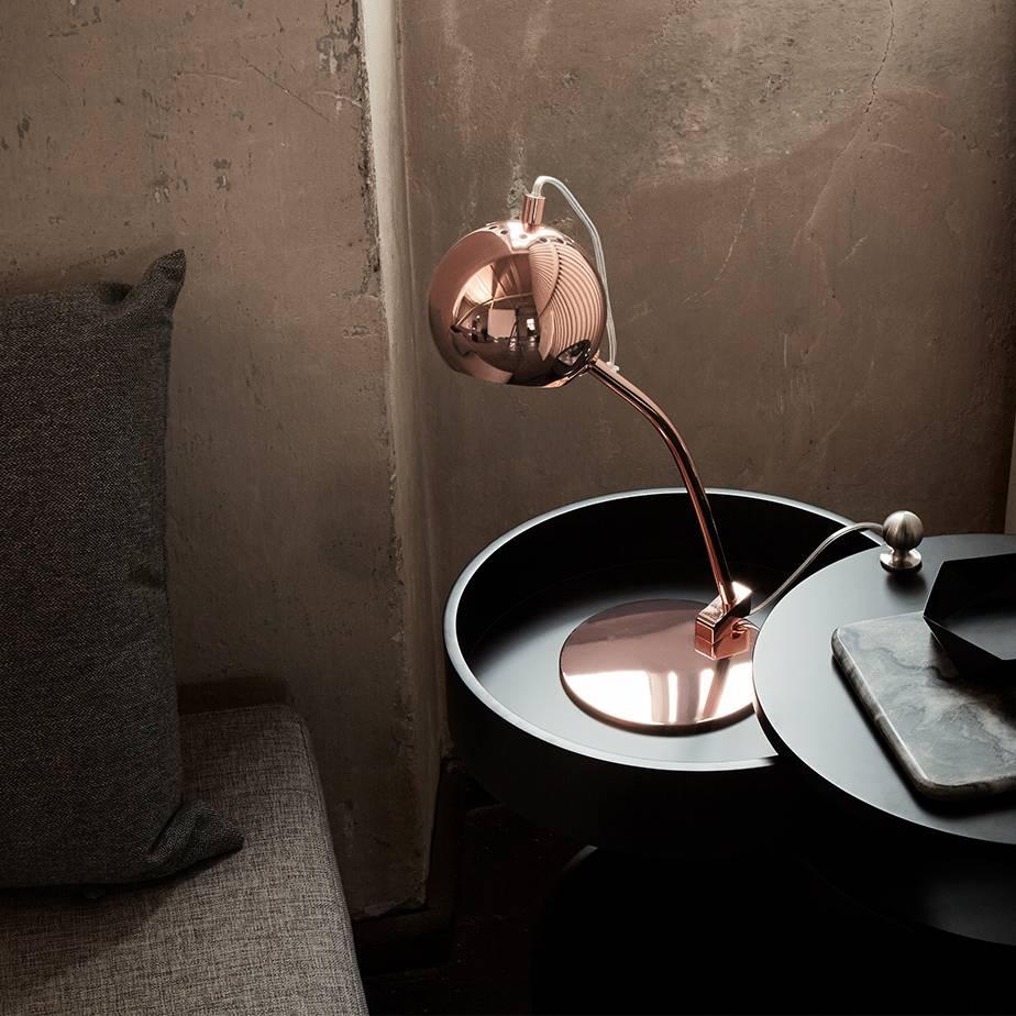 מנורת שולחן BALL COPPER
