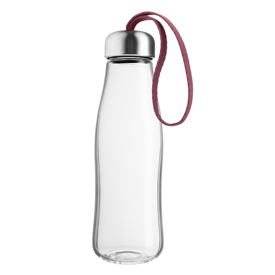 בקבוק שתיה מזכוכית GLASSI