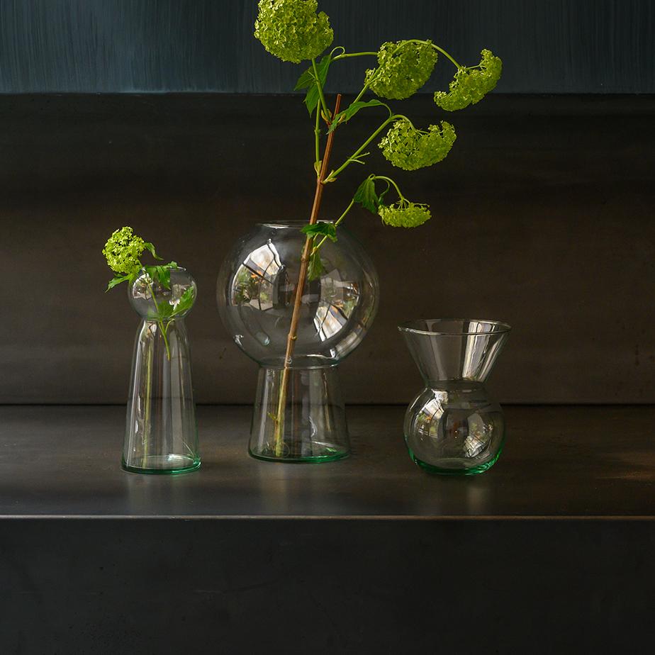 אגרטל זכוכית  ECO CUPPEN M
