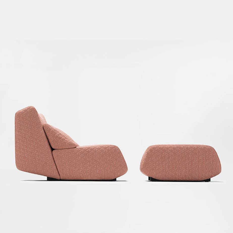 כורסא ABSENT (מתצוגה)