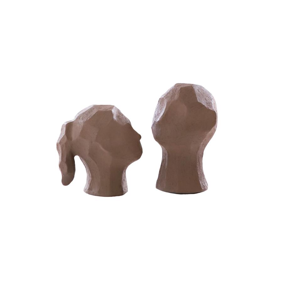 זוג פסלים BENEDICT&AMAL