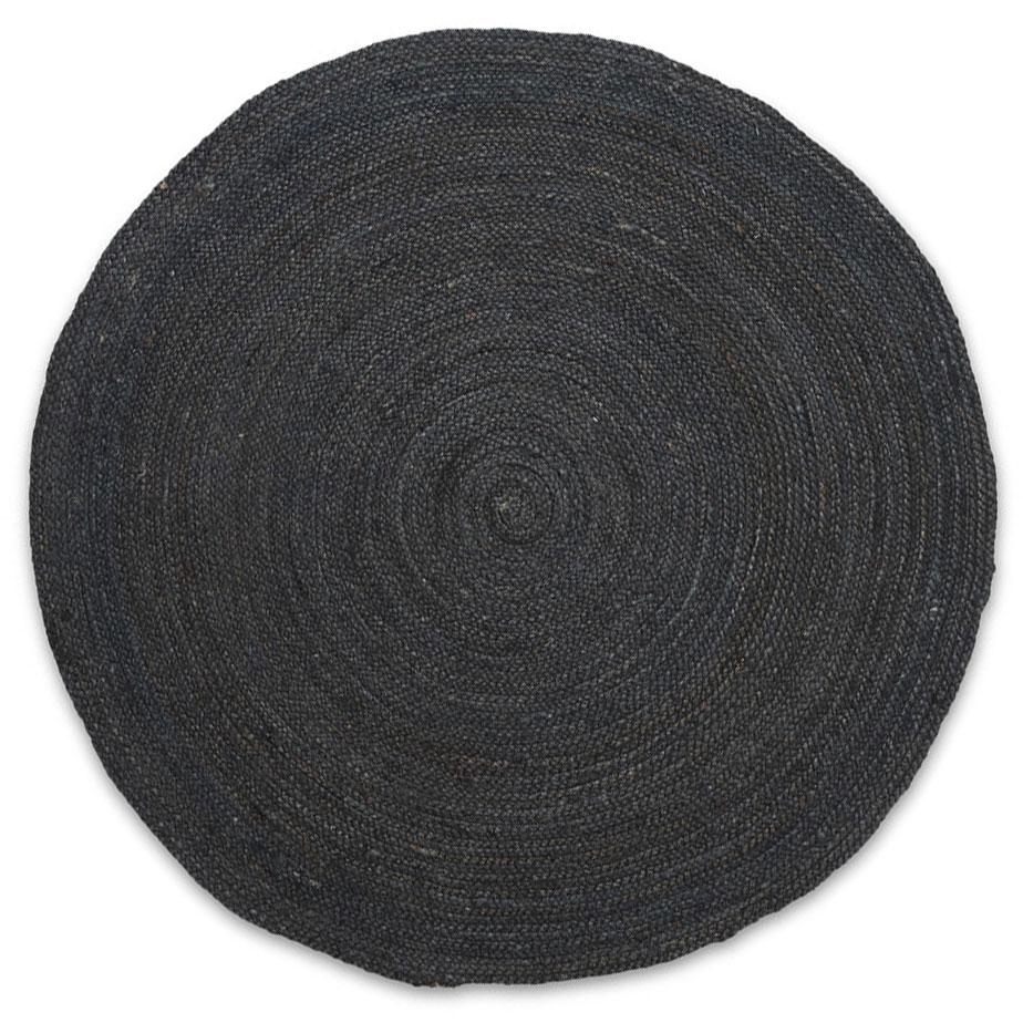 שטיח מעוגל  ETERNAL JUTE L