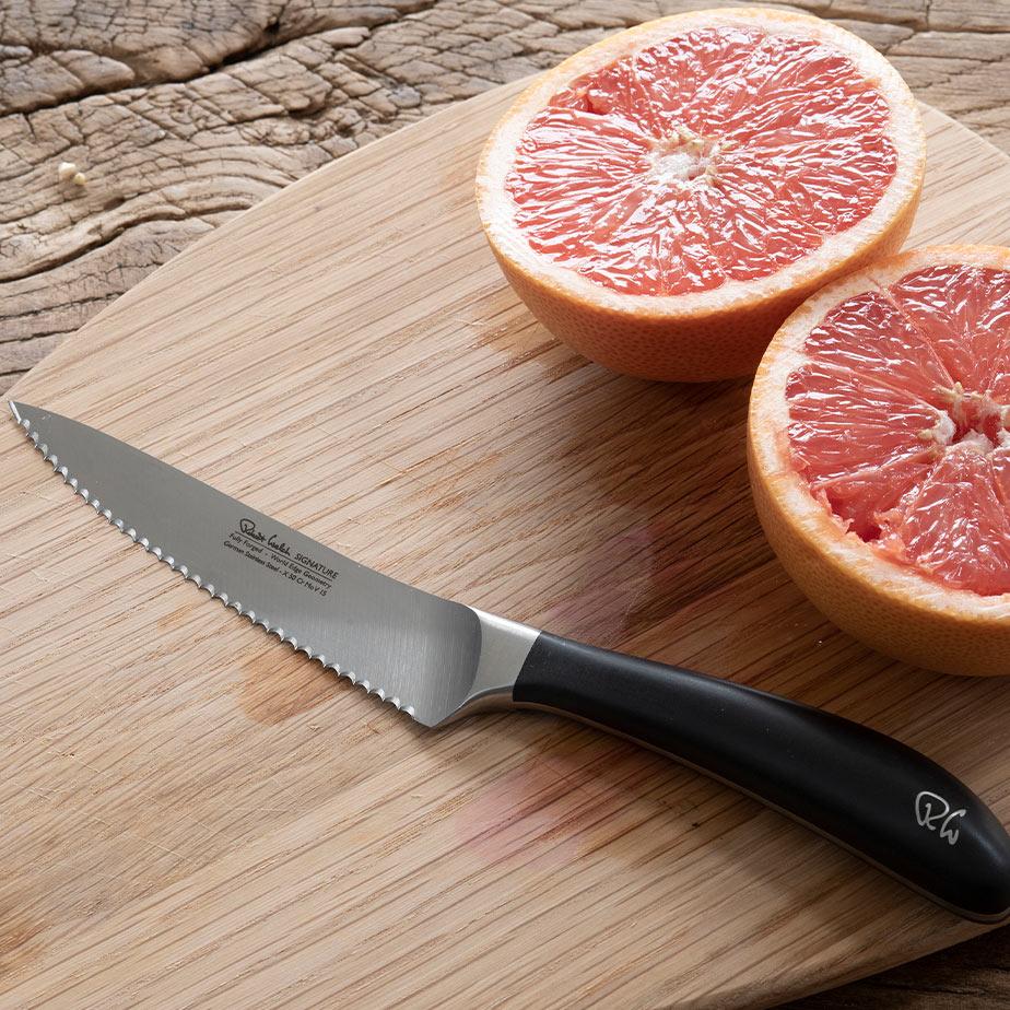 סכין משוננת 12ס