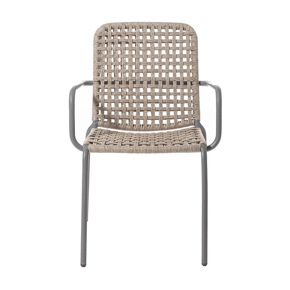כסא עם ידיות STRAW