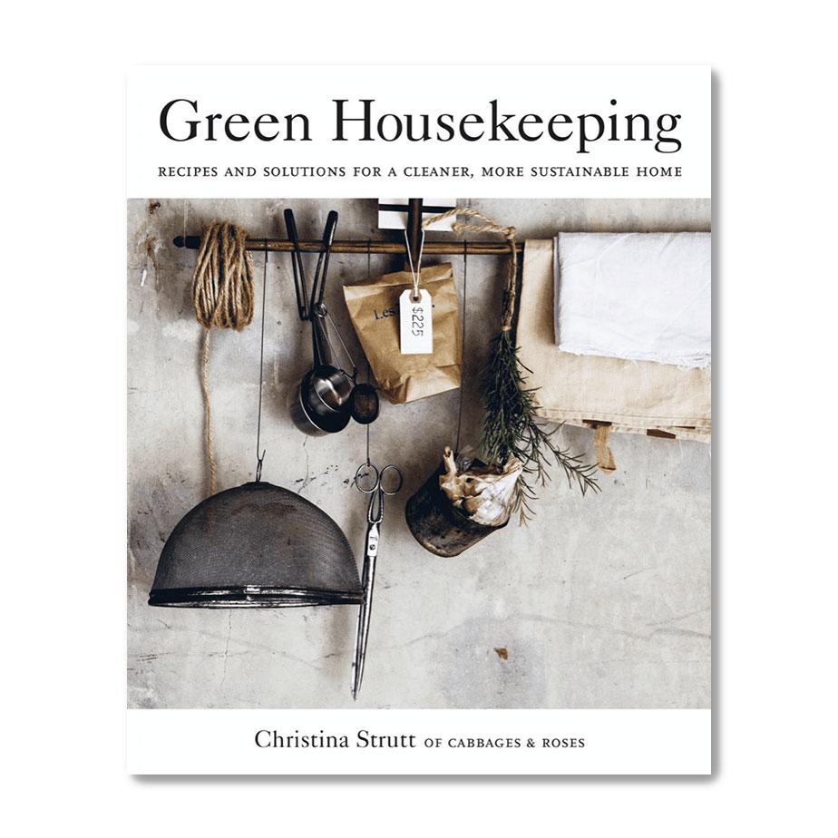 ספר Green Housekeeping