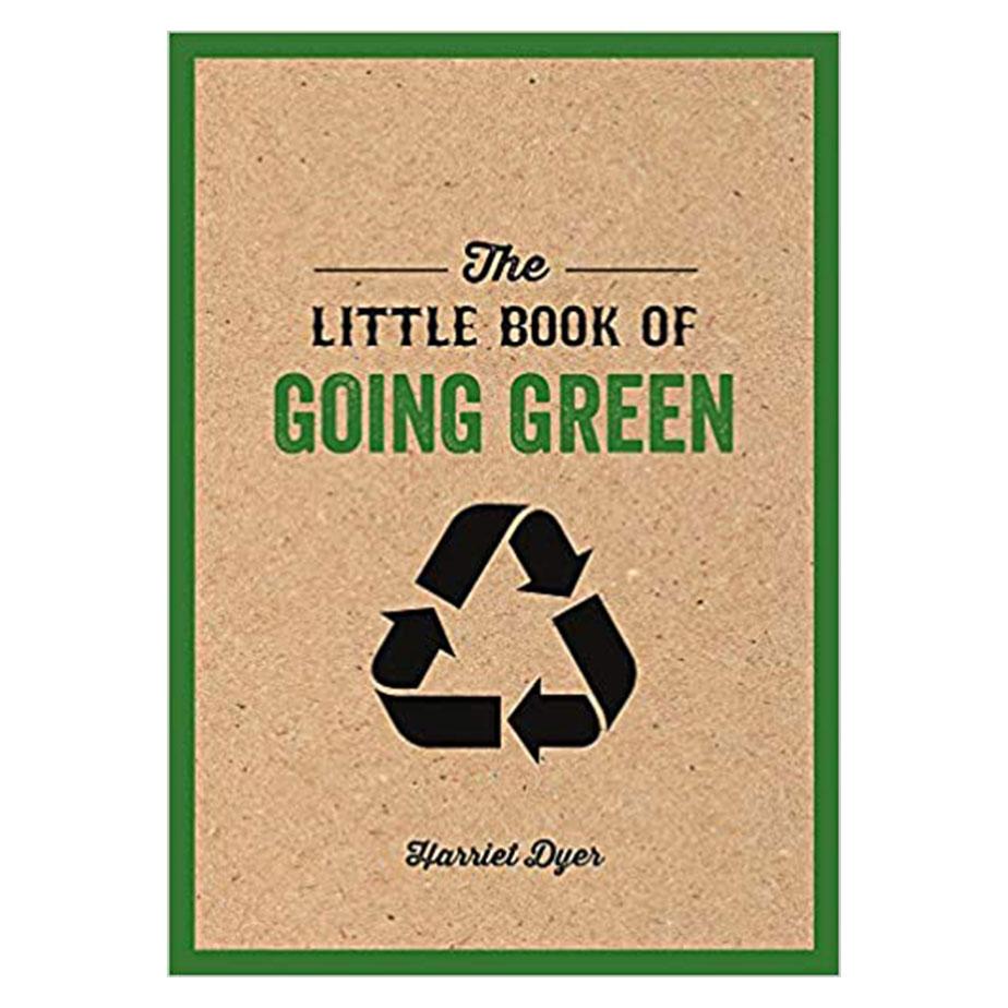 ספרון The Little Book of Going Green