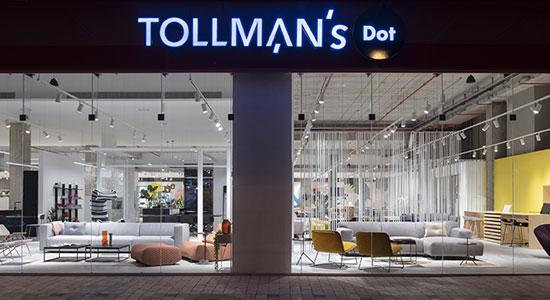 Tollman's Dot Redesign