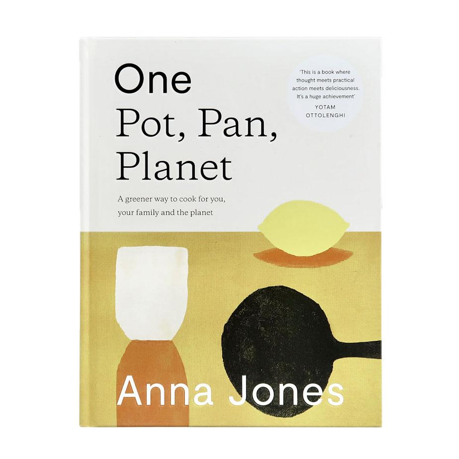 ספר בישול  ONE POT, PAN, PLANET