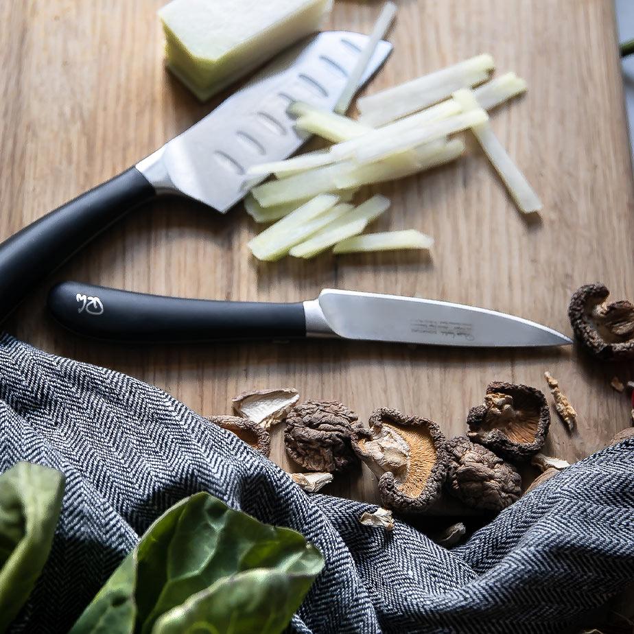 סכין חיתוך ירקות 10ס