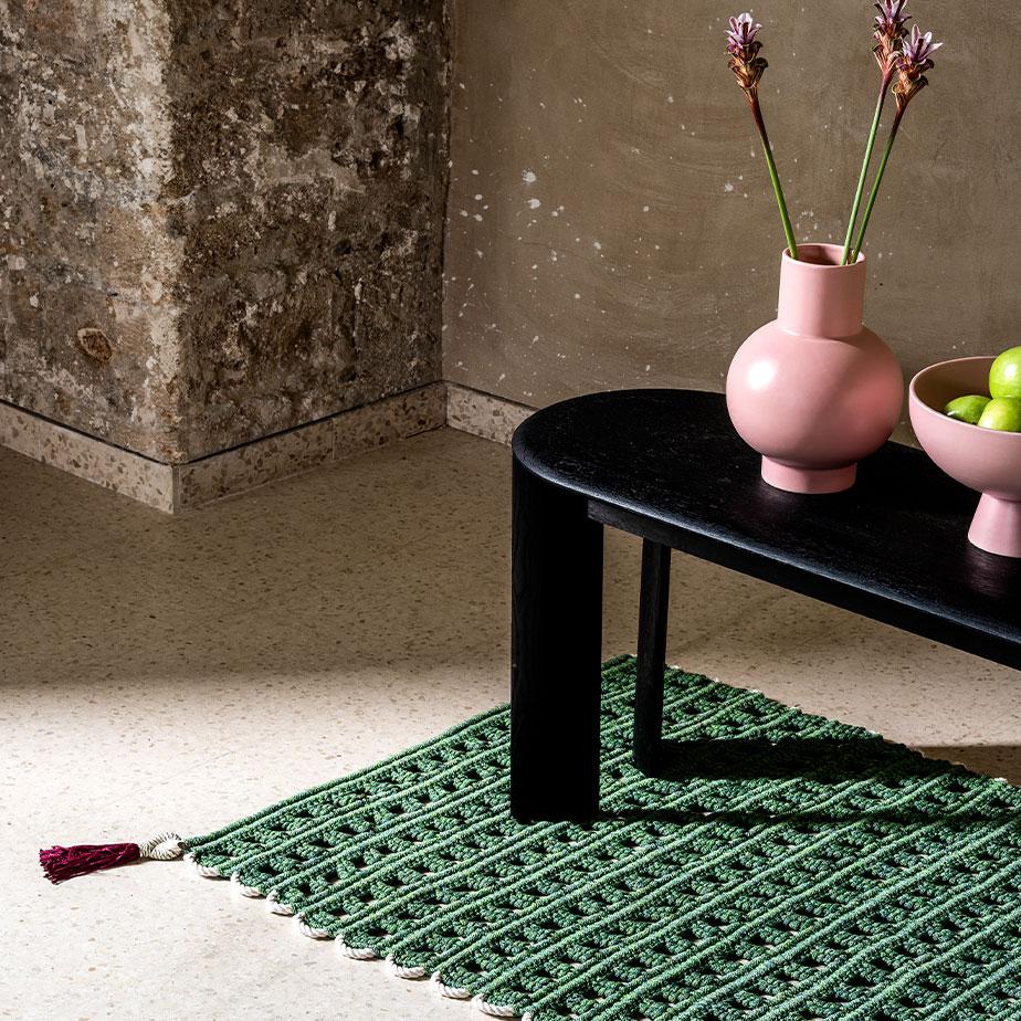 שטיח חבלים TERRACE