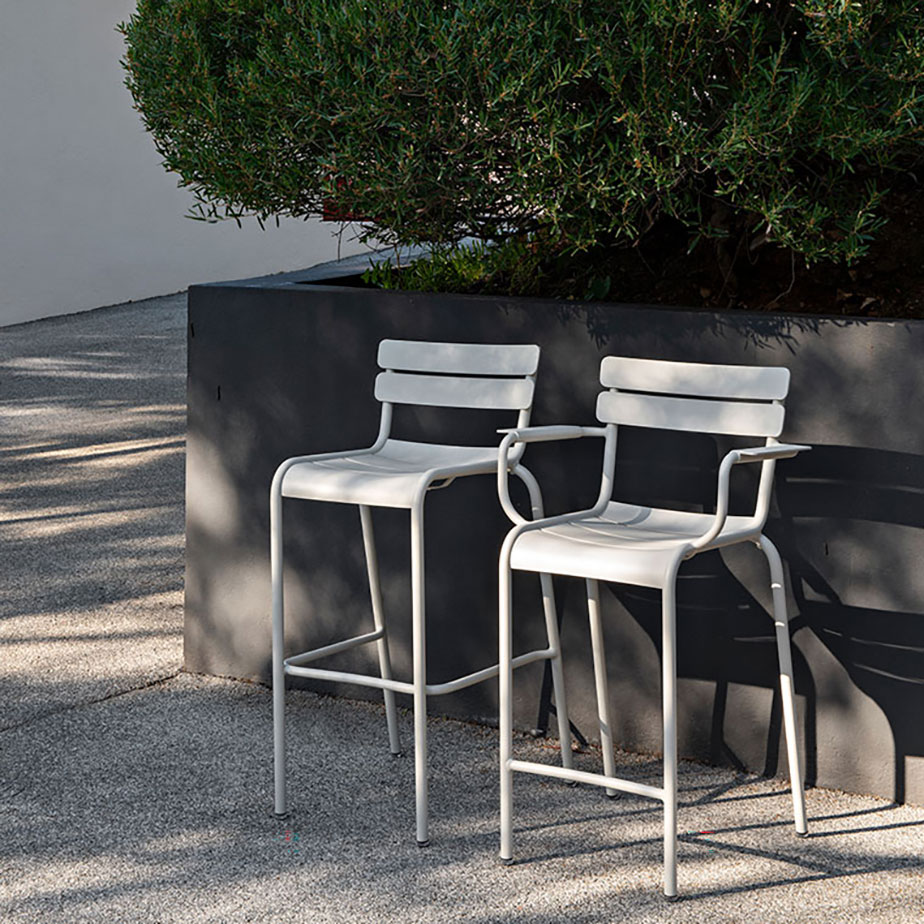 כסא בר LUXEMBOURG