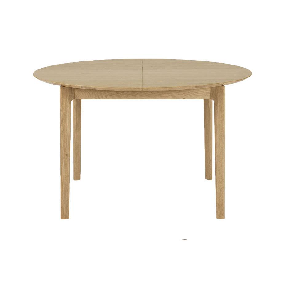 שולחן נפתח BOK ROUND OAK